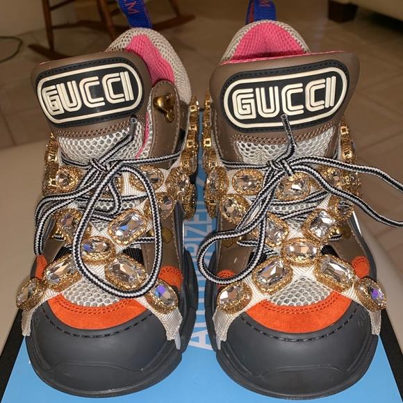 Gucci Shoes | Gucci Trek Sneakers